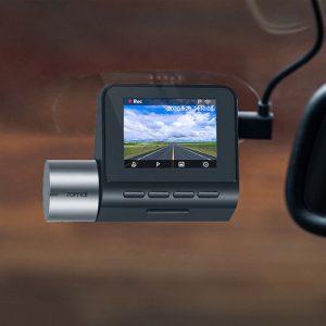 camera hành trình 70mai a500s thực tế trên xe