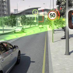 camera hành trình w8s đọc biển báo giao thông