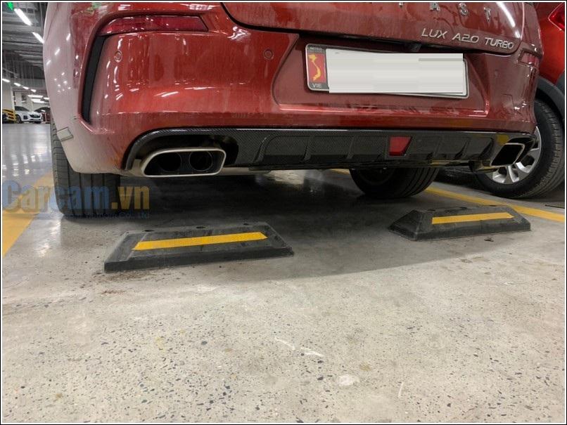 Lippo carbon xe Vinfast Lux A