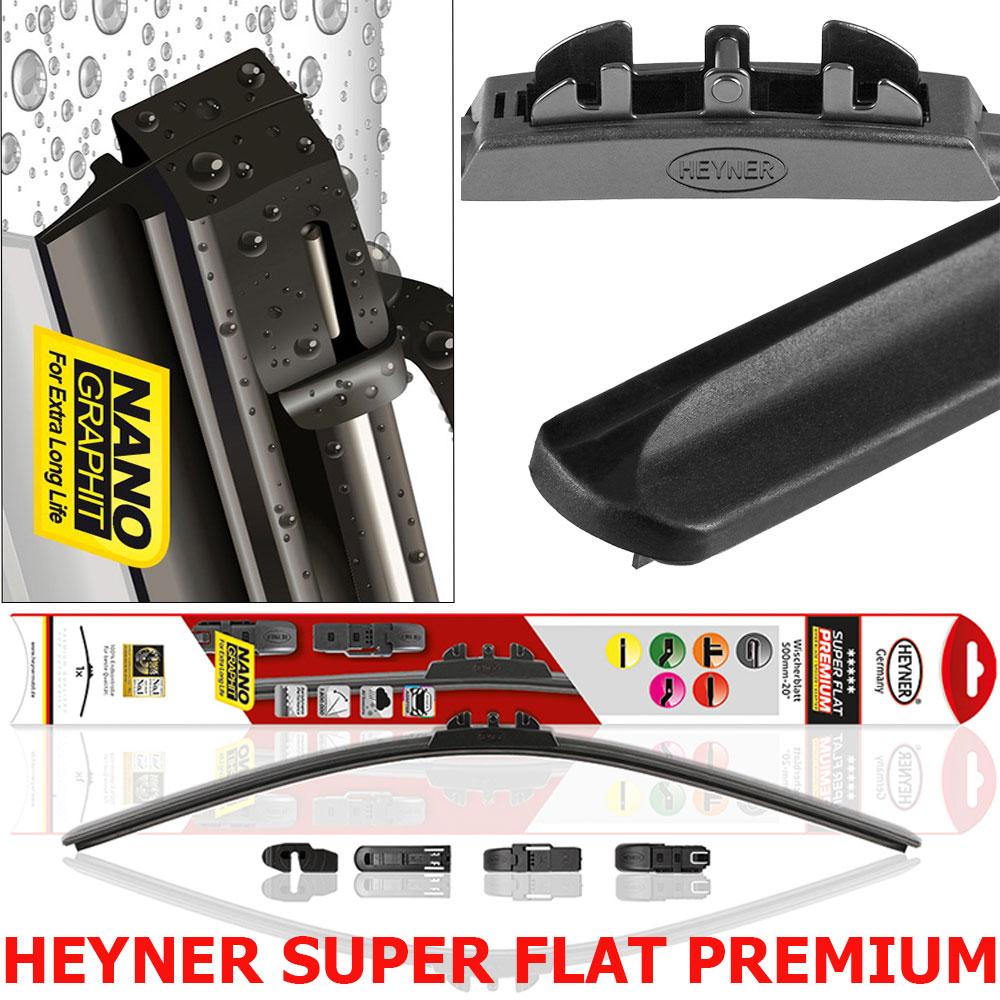 Gạt mưa Heyner Super Flat