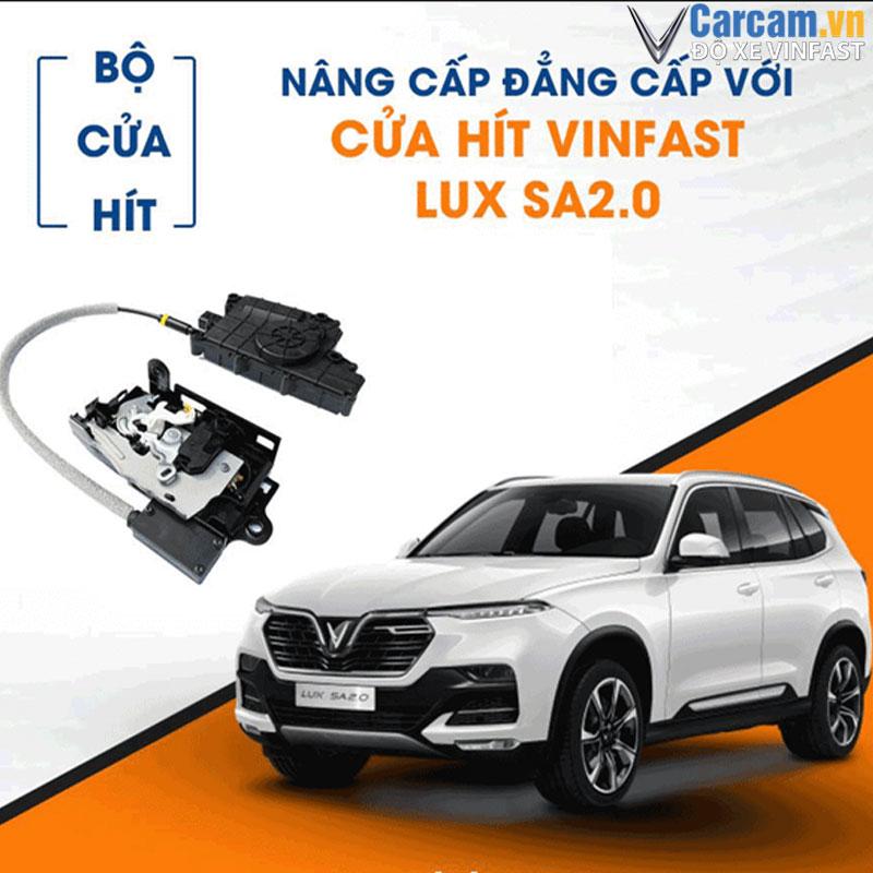 Cửa hít cho xe ô tô Vinfast Lux SA