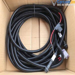 Bộ dây nguồn đấu bậc điện tự động xe vinfast