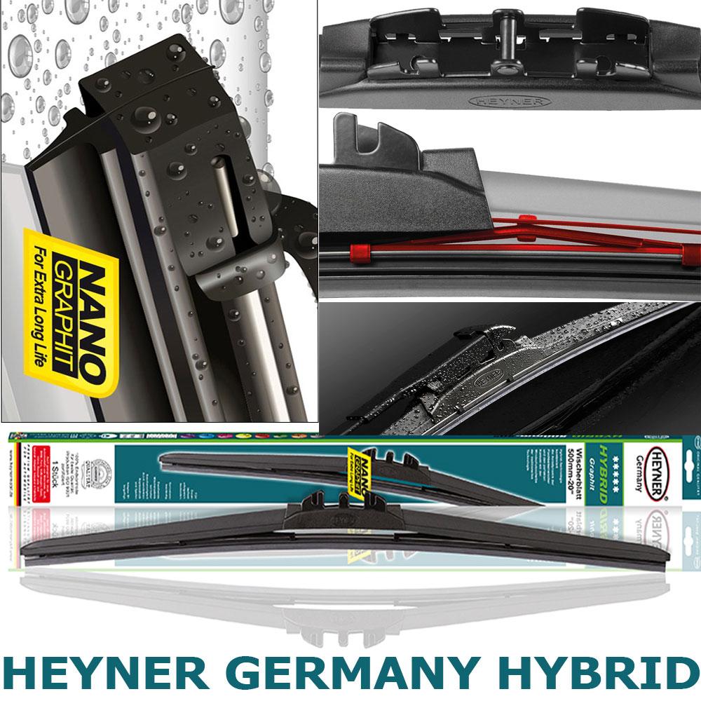 Gạt mưa Heyner Germany Hybrid