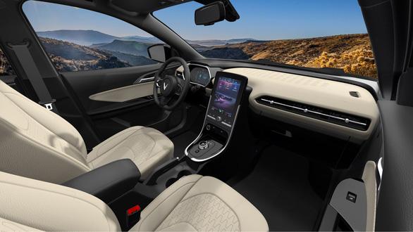 Vinfast ra mắt ô tô điện VF-E34.