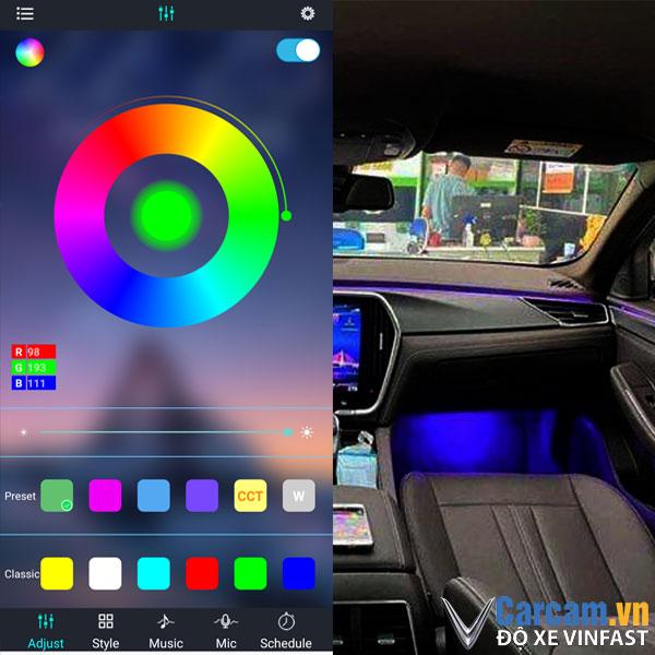 Sử dụng App trên điện thoại thông minh của bạn - Lotus Lantern