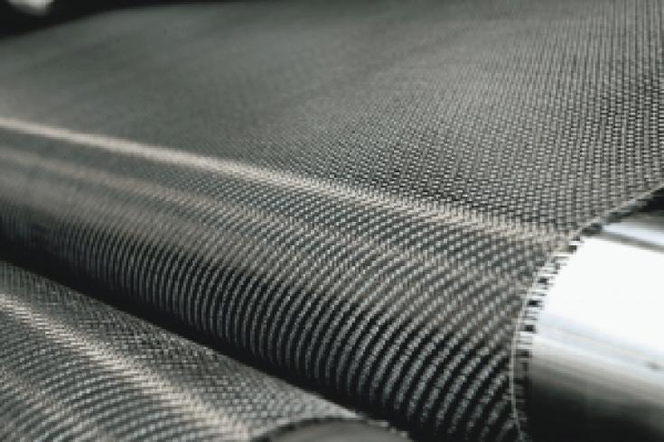 Chất liệu vải sợi carbon bền bỉ, sang trọng và chắc chắn